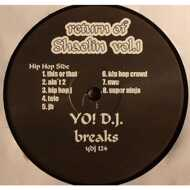 Various - Yo! DJs - Return Of Shaolin Volume 1