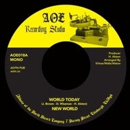 New World - The World Today / JR