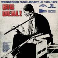 Various - Big Deal! Weinberger Funk Library UK 1975-1979