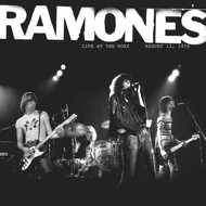 Ramones - Live At The Roxy August 12, 1976 (Black Friday 2016)