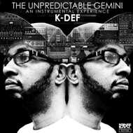 K-Def - The Unpredictable Gemini (Red Vinyl)