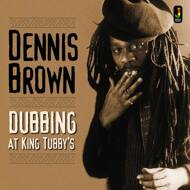 Dennis Brown - Dubbing At King Tubby
