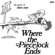 Thes One - Where The Piecelock Ends (Orange Vinyl)