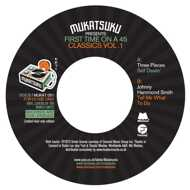 Three Pieces / Johnny Hammond - First Time On A 45 Classics Vol. 1