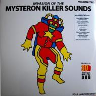 Various (Kevin Martin of The Bug presents) - Invasion Of The Mysteron Killer Sounds Vol. 2