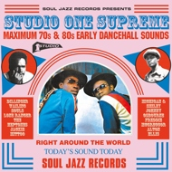 Various - Studio One Supreme - Maxiumum 70s & 80s Early Dancehall Sounds