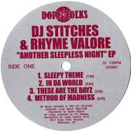 DJ Stitches & Rhyme Valore - Another Sleepless Night EP