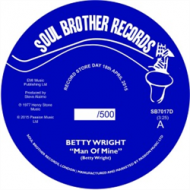 Betty Wright - Man Of Mine / Smother Me With Your Love