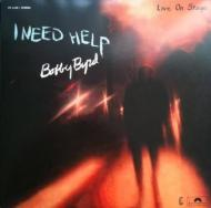 Bobby Byrd - I Need Help (Live On Stage)