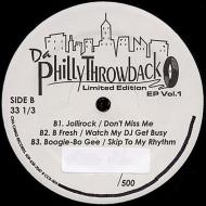 Various - Da Philly Throwback EP Vol.1
