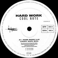 Cool Note - Hard Work