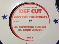 Def Cut - Strictly B-Boy Breaks #22: Street Level / Love For The Streets