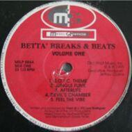 DJ Ito Luv - Betta' Breaks & Beats Volume One
