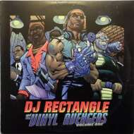 DJ Rectangle - The Vinyl Avengers Volume One