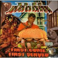 Dr. Dooom (Kool Keith) - First Come, First Served (Tape)