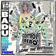 Erykah Badu - But You Caint Use My Phone (Black Friday 2016) [US-Version]