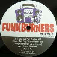 Funk Burners - Vol. 2: Funky Music Party