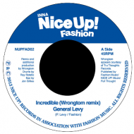 General Levy - Incredible (Wrongtom RX) / As You See It (Mr Benn RX)