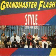 Grandmaster Flash - Style (Peter Gunn Theme)