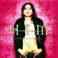 HIM - Razorblade Romance (Colored)