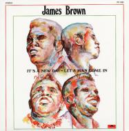 James Brown - It's A New Day - Let A Man Come In