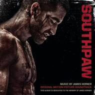 James Horner - Southpaw (Soundtrack / O.S.T.) [Red Vinyl]