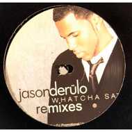 Jason Derulo - Whatcha Say (+ Remixes)