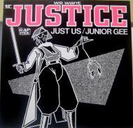 Just Us - We Want Justice