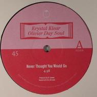 Krystal Klear & Olivier DaySoul - Never Thought You Would Go