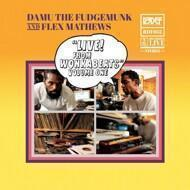 Damu The Fudgemunk & Flex Mathews - Live From WonkaBeats Volume 1 (Gradient Color)