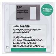 Lord Finesse - The SP1200 Project: Midi Midas EP (Shape Picture Disc)