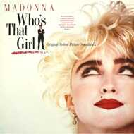 Madonna - Who's That Girl (Soundtrack / O.S.T.)
