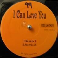 Mary J. Blige - I Can Love You / I Love You (Remixes)