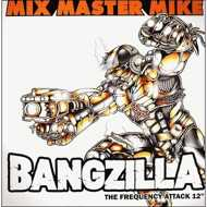 Mix Master Mike - Bangzilla: The Frequency Attack 12""