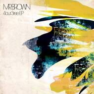 Mr. Brown - 4our3ree EP