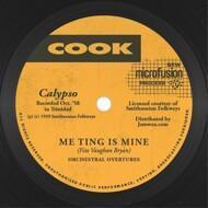 Orchestral Overtures - Me Ting Is Mine / Whey You Want To Touch It For