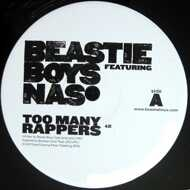Beastie Boys - Too Many Rappers (Feat. NAS)