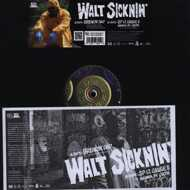 Walt Sicknin' - Breakin Bad / Oath SP12 Gauge II Remix (Clear/Black Vinyl)