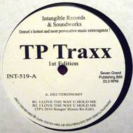 Terrence Parker - TP Traxx (1st Edition)