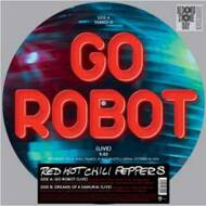 Red Hot Chili Peppers - Go Robot / Dreams Of A Samurai (Picture Disc - RSD 2017)