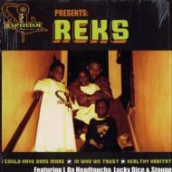 Reks - I Could Have Done More / In Who We Trust / Healthy Habitat