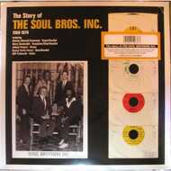 Soul Bros. Inc. - The Story Of The Soul Bros. Inc. 1968-1974