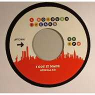 Special Ed - I Got It Made / I Don't Know What It Is But It Sure Is Funky