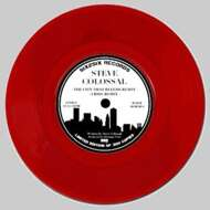 Steve Colossal  - The City That Bleeds / I Rise (+ Remixes)