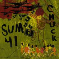 Sum 41 - Chuck (Red/Black Swirl Vinyl)