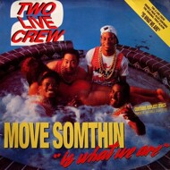 The 2 Live Crew - Move Somthin' / Is What We Are