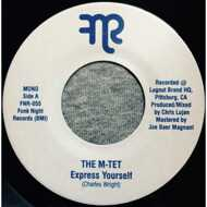 The M-Tet - Express Yourself / Sweetheart