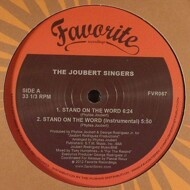 The Joubert Singers - Stand On The Word