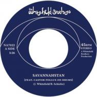 Whitefield Brothers - Savannahstan / Serengeti Bonus Beat