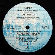 Tom Tom Club - Rappa Rappa Rhythm / Peanut Butter